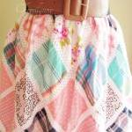 Patchwork Skirt / Top